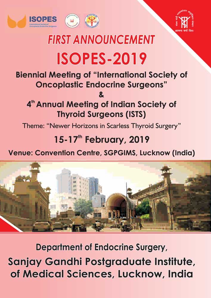 Indian Society Of Thyroid Surgeons